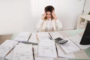 Зависимость налоговой отчётности от режима налогообложения