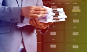 Правила хранения кадровых документов